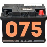 Image for 075 Car Batteries