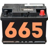 Image for 665 Car Batteries