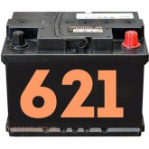 Image for 621 Car Batteries