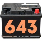 Image for 643 Car Batteries
