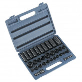 Image for Socket Sets2/8 & 1/2-Sq Drive