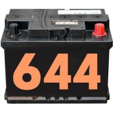 Image for 644 Car Batteries