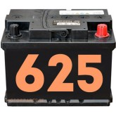 Image for 625 Car Batteries