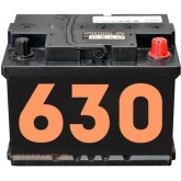 Image for 630 Car Batteries