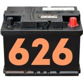 Image for 626 Car Batteries