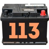 Image for 113 Car Batteries