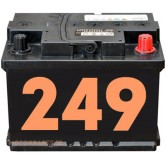 Image for 249 Car Batteries