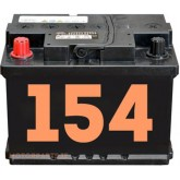 Image for 154 Car Batteries