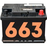 Image for 663 Car Batteries