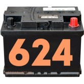 Image for 624 Car Batteries