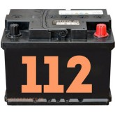 Image for 112 Car Batteries