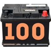 Image for 100 Car Batteries