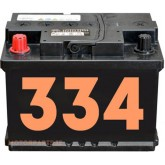 Image for 334 Car Batteries