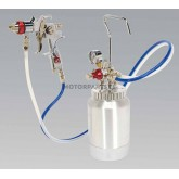 Image for Pressure Feed HVLP Spray Guns