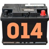 Image for 014 Car Batteries