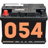 Image for 054 Car Batteries