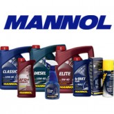 Image for Mannol Lubricants
