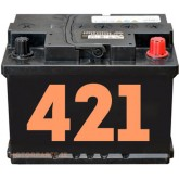 Image for 421 Car Batteries