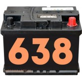 Image for 638 Car Batteries