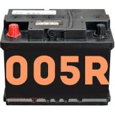 Image for 005R Car Batteries