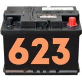 Image for 623 Car Batteries