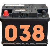 Image for 038 Car Batteries