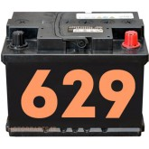 Image for 629 Car Batteries