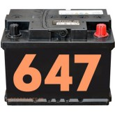 Image for 647 Car Batteries