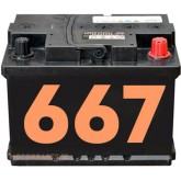 Image for 667 Car Batteries