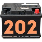 Image for 202 Car Batteries