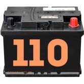 Image for 110 Car Batteries