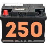Image for 250 Car Batteries