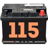 Image for 115 Car Batteries