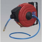 Image for Retracting Hose Reels