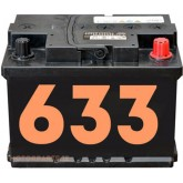 Image for 633 Car Batteries