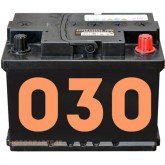 Image for 030 Car Batteries