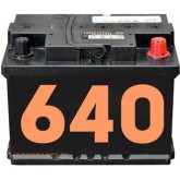 Image for 640 Car Batteries