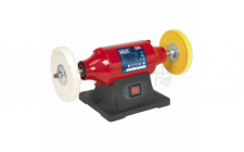 Image for Bench Mounting Buffer/Polisher 150mm 370W/230V