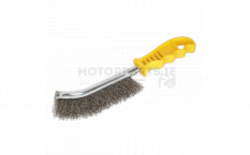 Image for Wire Brush Stainless Steel Plastic Handle