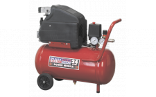 Image for Compressor 24ltr Direct Drive 1.5hp