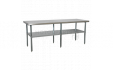 Image for Stainless Steel Workbench 2.1mtr