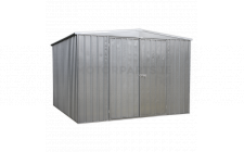 Image for Galvanized Steel Shed 3 x 3 x 2mtr
