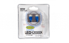 Image for 2 X RING LED 501 COOL BLUE