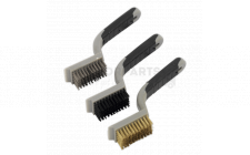 Image for Wire Brush Set 3pc Wide Body
