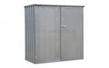 Image for Galvanized Steel Shed 1.5 x 0.8 x 1.5mtr