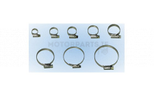 Image for HOSE CLIP OOO STAINLESS STEEL 8