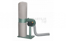 Image for Dust & Chip Extractor 1hp 230V