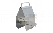 Image for HITCH LOCK ZINC UNIVERSAL