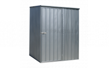 Image for Galvanized Steel Shed 1.51 x 1.51 x 1.9mtr