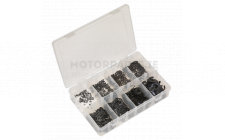 Image for E-Clip Retainer Assortment 800pc Metric